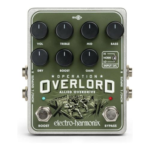 Electro Harmonix Electro Harmonix - Overlord - Overdrive