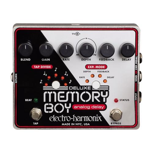 Electro Harmonix Electro Harmonix - Deluxe Memory Boy - Delay