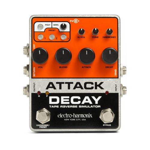 Electro Harmonix Electro Harmonix - Attack Decay - Tape Reverse