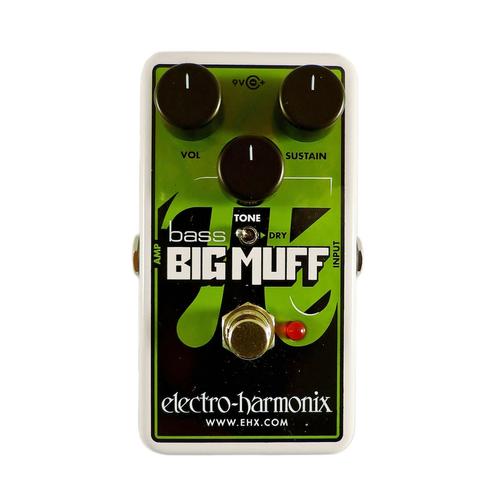 Electro Harmonix Electro Harmonix - Nano Bass Big Muff