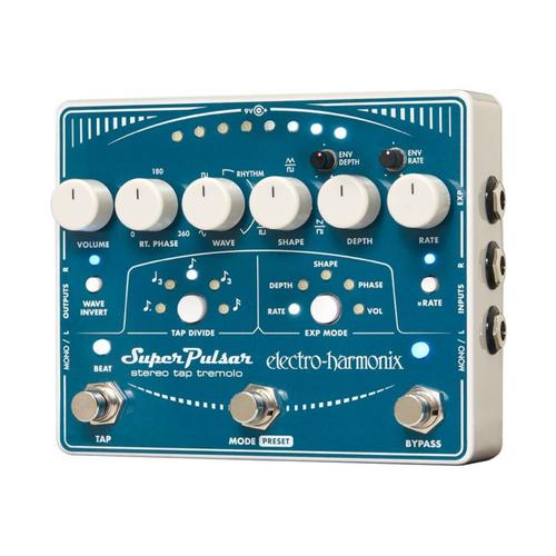 Electro Harmonix Electro Harmonix - Super Pulsar - Tremolo