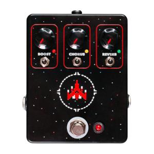 JHS Pedals JHS - Space Commander - Volume/Chorus/Reverb Pedal