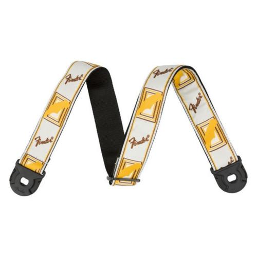 Fender Fender - Quick Grip  - Guitar Strap - W/YL/BR