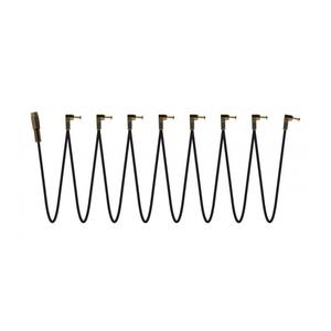 TrueTone TrueTone - One Spot Daisy Chain Multi Plug  8 Cable