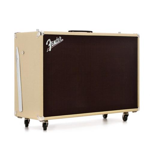 "Fender Fender - Super-Sonic 22- 120 watt 2x12"" - Extension Cabinet - Blonde"