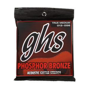GHS GHS - Boomers - Phosphor Bronze - True Medium - .13-.56