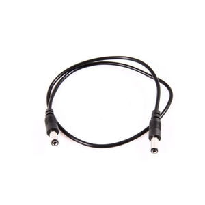"""Voodoo Labs Voodoo Labs - Pedal Power Cable - 18"""" - Straight to Straight"""