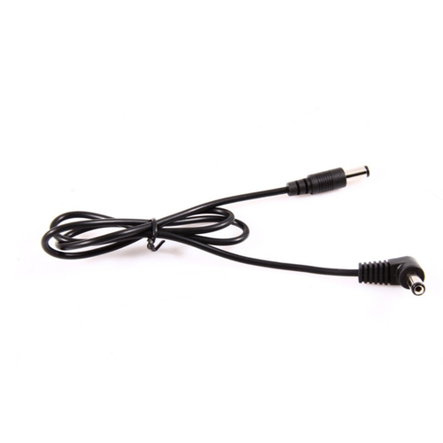 """Voodoo Labs Voodoo Labs - Pedal Power Cable - 24"""" - Right Angle to Straight"""