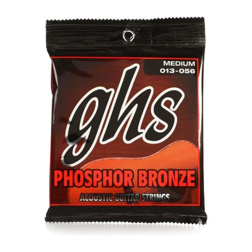 GHS GHS - Boomers - Phosphor Bronze - Medium - .13-.56