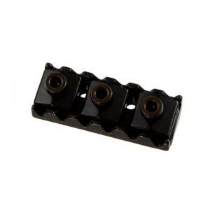 """Allparts Allparts - Schaller Locking Nut  - R3 - 1 11/16"""" Wide - Black"""