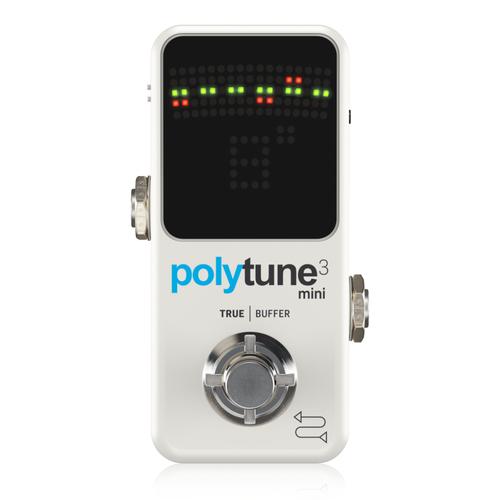 TC Electronic TC Electronic - Polytune 3 Mini - Tuner