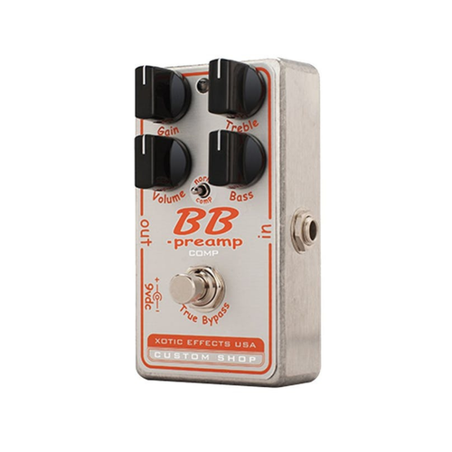 Xotic Xotic - BB Preamp with Compression ***