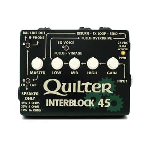 Quilter Quilter - Interblock - 45 watt Guitar Amp/Head