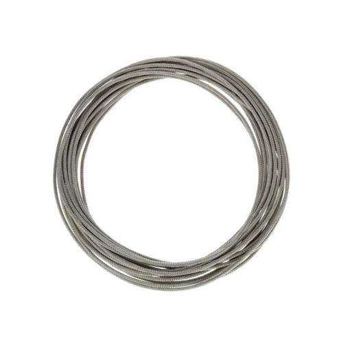 Allparts Allparts - Braided Shielded Wire per FT