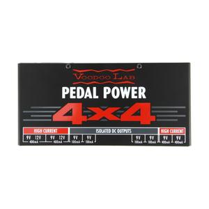 Voodoo Labs Voodoo Labs- 4x4 - Pedal Power