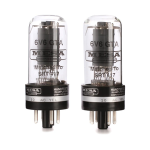 Mesa Boogie Mesa Boogie - 6V6 - Power Tubes - MATCHED PAIR