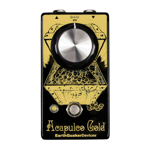 EarthQuaker Devices EarthQuaker Devices - Acapulco Gold V2 -  Distortion Pedal
