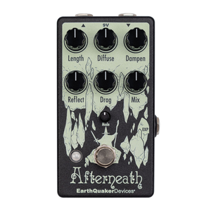 EarthQuaker Devices EarthQuaker Devices - Afterneath V3 - Reverb Pedal