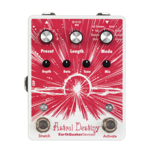 EarthQuaker Devices EarthQuaker Devices - Astral Destiny - Reverb Pedal