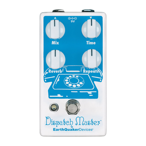 EarthQuaker Devices EarthQuaker Devices - Dispatch Master V3 - Delay & Reverb