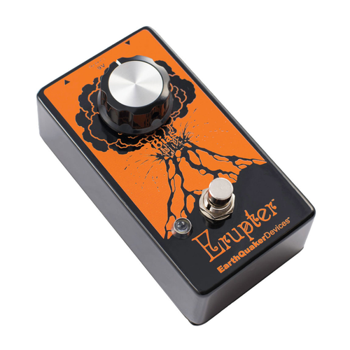 EarthQuaker Devices EarthQuaker Devices - Erupter - Ultimate Fuzz Tone - Fuzz Pedal