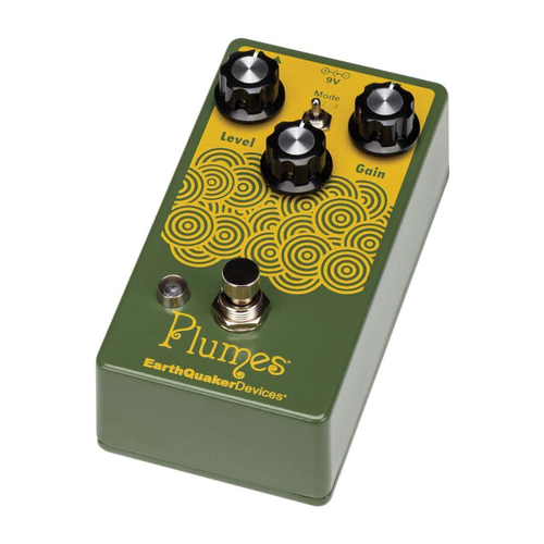 EarthQuaker Devices EarthQuaker Devices - Plumes - Small Signal Shredder - Overdrive
