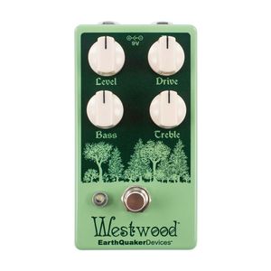 EarthQuaker Devices EarthQuaker Devices - Westwood - Translucent Drive Manipulator