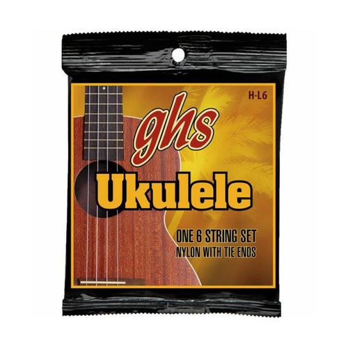 GHS GHS - Ukulele Strings - HL6 -  LiLui - 6 String -