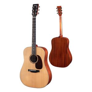 Eastman Strings Eastman - E2D - Dreadnought Acoustic Guitar - Sapele - w/ Gig Bag