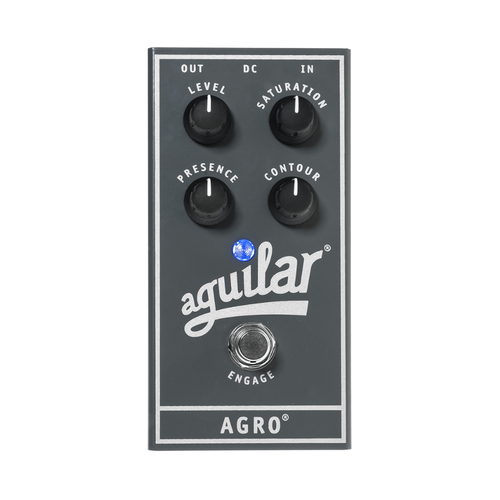 Aguilar Aguilar - AGRO - Bass Pedal - Overdrive