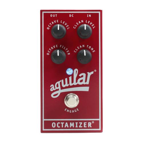 Aguilar Aguilar - Octamizer - Analog Octave - Bass Pedal