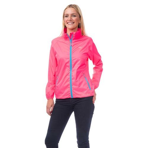 Mac in a Sac Mac In A Sac Original Unisex Waterproof Packable Jacket - Neon Pink