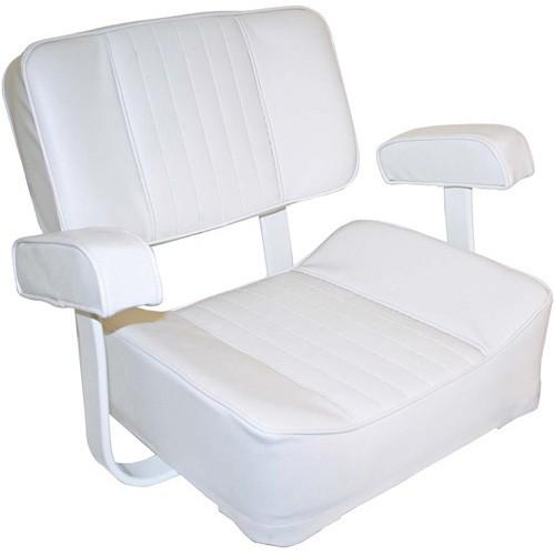 ESM Seat Captains Chair White