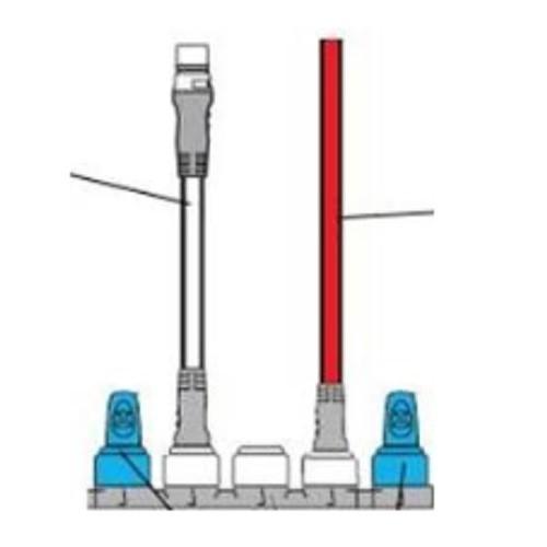 Raymarine STNG Starter Kit (1xA06064, 2xA06031, 1xA06040, 1xA06049)