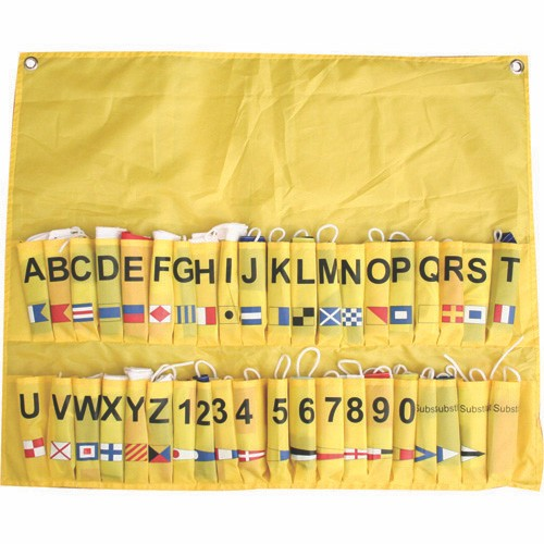 Lalizas International Code Flags Set Of 40