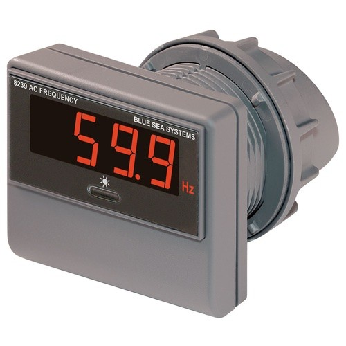 Blue Sea Systems AC Digital Frequency Meter - 40 to 90 Hertz