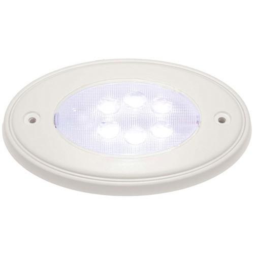 R W Basham LED Light Oval Push On/Of