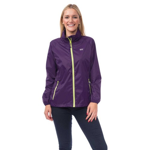 Mac in a Sac Mac In A Sac Original Unisex Waterproof Packable Jacket - Grape