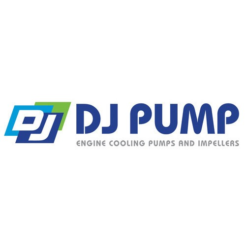 DJ Pump Engine Cooling Pump Impeller - Suits ITT Jabsco 920-0001, RWB ITT Code J53-522, Johnson 09-1028B, Volvo: Various parts see below, Kashlyama SP-70