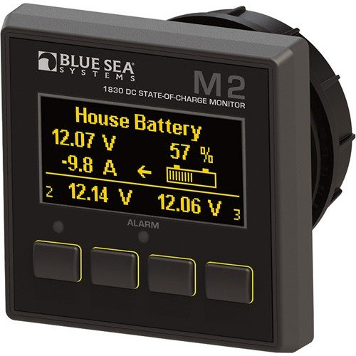 Battery Monitoring | Meter Gauges | Electrical - Arnold's