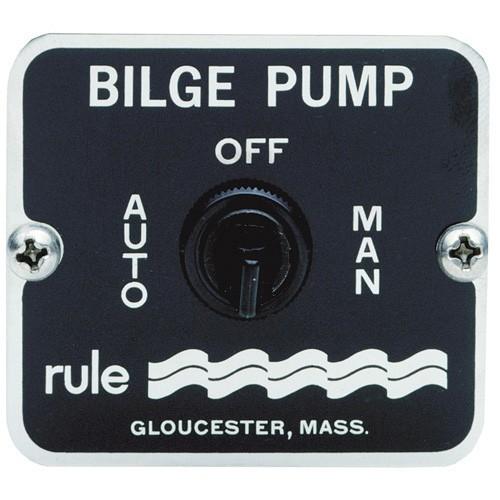 Rule Switch Panel -3 Way