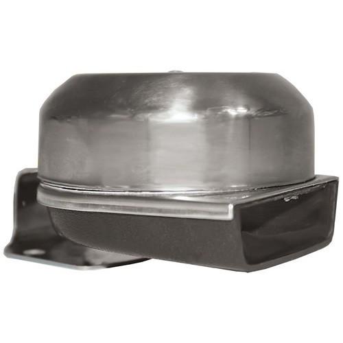 R W Basham Mini Horn - Stainless Steel - 90mm