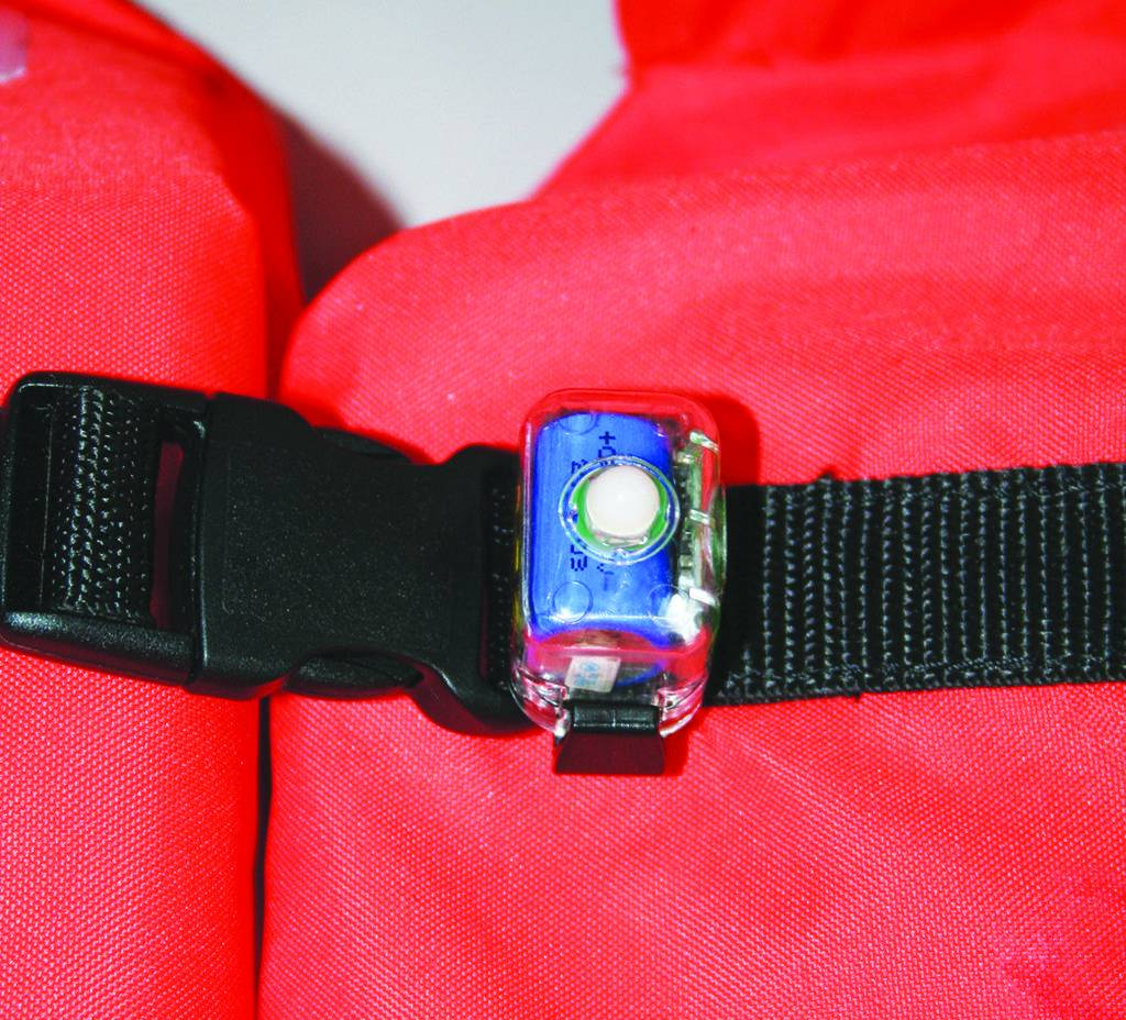 Lalizas LED Lifejacket Light - Safelight 2