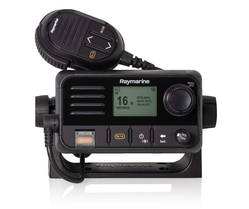 Raymarine Ray53 Compact VHF Radio with GPS