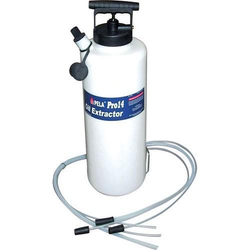 Pela Oil Extracter Pump 14 Ltr