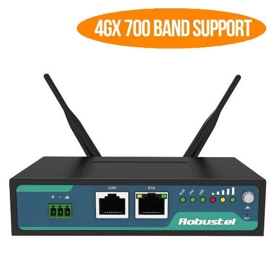 Robustel R2000-4L V2 3G/4G/4G700 WIFI Router - CAT4