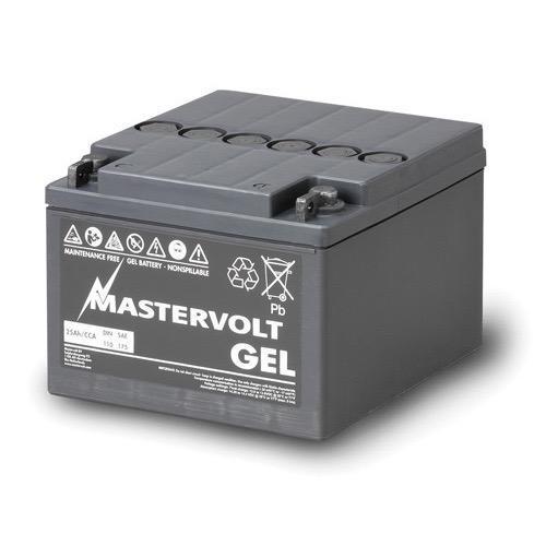 Mastervolt Battery - MVG Gel Series