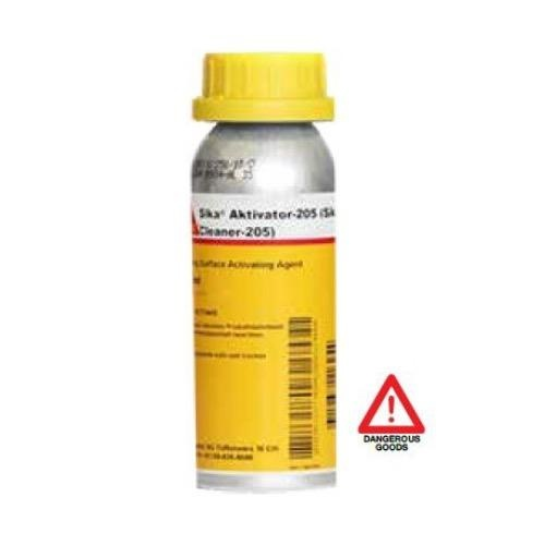 Sika Activator 205 Cleaner (1L) - Pre-treatment Agent For Non Porous Substrates