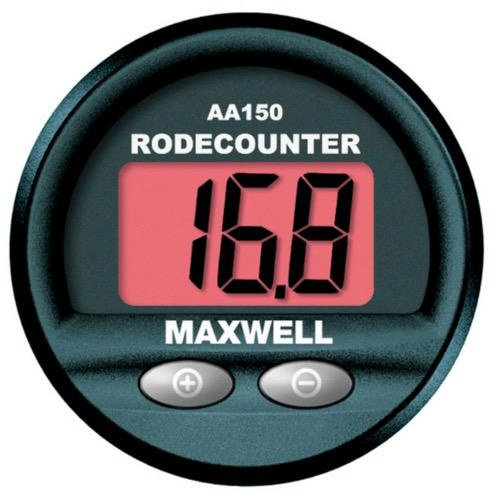 Maxwell AA150 Panel Mount Rode Counter w/o Control Switch