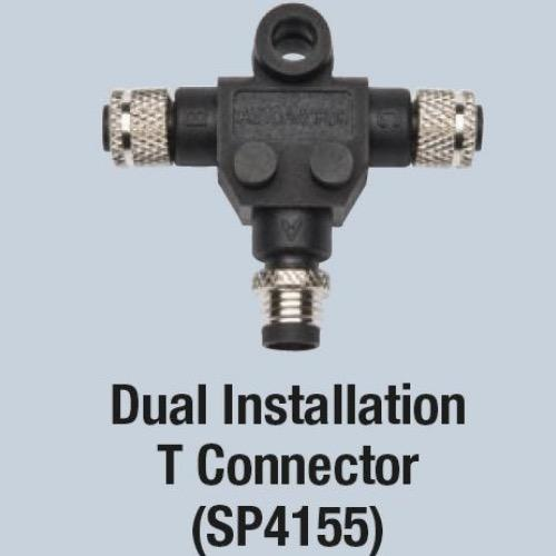Maxwell Dual Installation T Connector